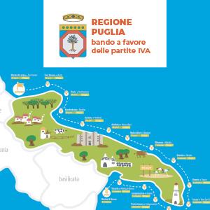Start: il bonus della Regione Puglia a favore dei liberi professionisti